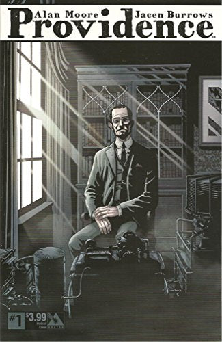 Providence #1 Portrait Cover Ediiton Comic Book (May 2015)