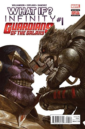 What If Infinity Guardians of Galaxy #1