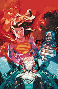 SUPERWOMAN #8