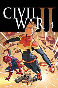 Civil War Ii #4 (of 7)