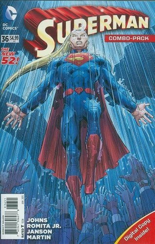 Superman #36 Combo Pack