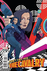 50 Years of S.H.I.E.L.D. Don't Call Her... The Cavalry #1 Ward Variant