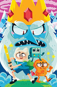 ADVENTURE TIME COMICS #1 BOOM!