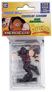 FCBD 2017 What If Charles Xavier Had Become The Juggernaut Marvel X-Men Heroclix f17-001