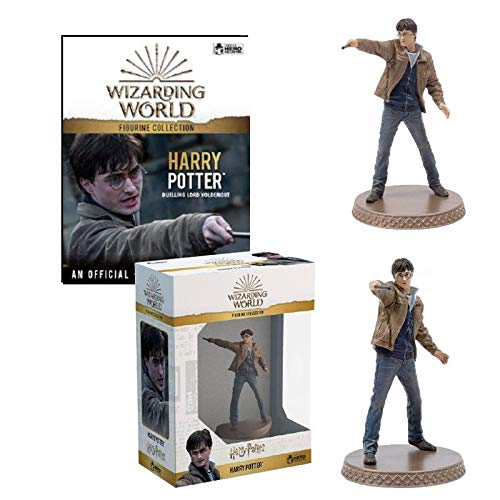 Eaglemoss Harry Potter's Wizarding World Collection: #5 Harry Potter Figurine