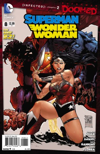 Superman Wonder Woman #8 (Doomed)