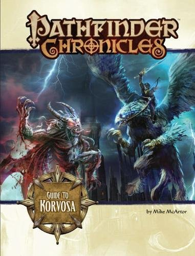 The Pathfinder Chronicles: Guide to Korvosa (Pathfinder Chronicles Supplement)