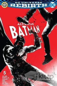 DC Rebirth-All Star Batman Sayı 5