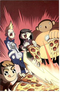 Bravest Warriors Comic #1 Long Beach Comic Con Cover