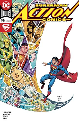 Action Comics #994 DC