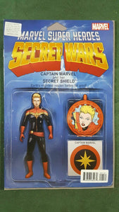 CAPTAIN MARVEL & THE CAROL CORPS #1 ACTION FIGURE VARIANT EDITION