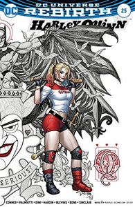Harley Quinn (Issue #25 -Variant Cover by Frank Cho)