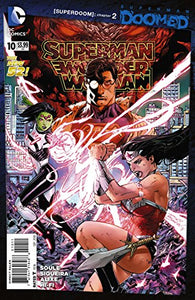 Superman Wonder Woman #10
