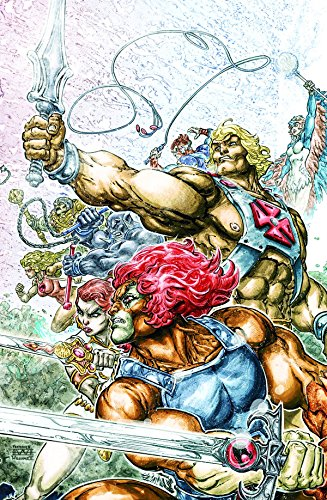HE MAN THUNDERCATS #1 (OF 6)
