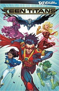 Teen Titans Annual #2 Comic Book
