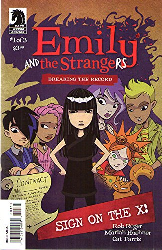 Emily & the Strangers Breaking Record #1