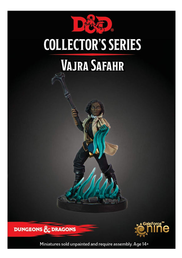 Dungeons & Dragons - Waterdeep Dragon Heist - Vajra Safahr (1 fig)