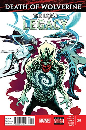 Death of Wolverine the Logan Legacy #7