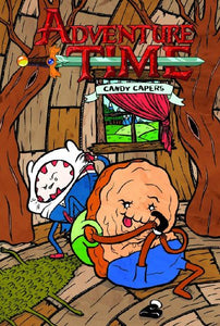 Adventure Time Candy Capers #5 Boom!