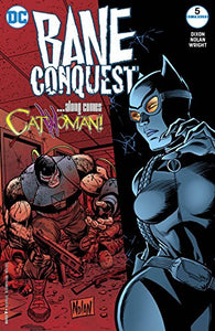 BANE CONQUEST #5 (OF 12) MAIN CVR