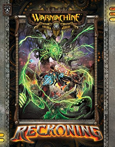 Warmachine: Reckoning Softcover book