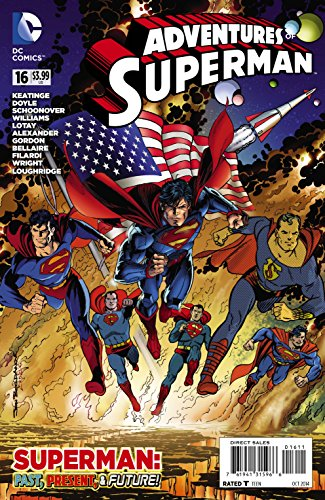 Adventures of Superman #16 DC