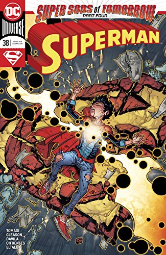 SUPERMAN #38 VAR ED SONS OF TOMORROW