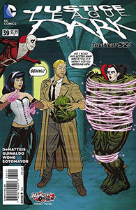 Justice League Dark #39 Harley Quinn Variant Edition