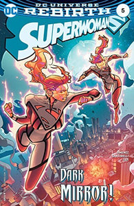 Superwoman #5 Comic Book