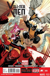 All-New X-Men #10 2nd Print Variant