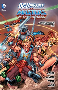 DC Universe Vs. Masters of the Universe