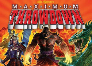 Maximum Throwdown SW
