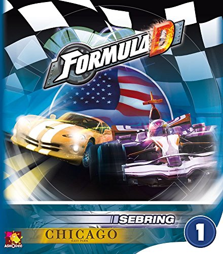 Formula D Expansion 1 - Sebring and Chicago