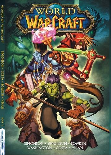 World of Warcraft Vol. 4 (Warcraft: Blizzard Legends)