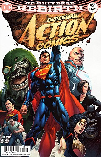 Action Comics #957 2nd Print DC
