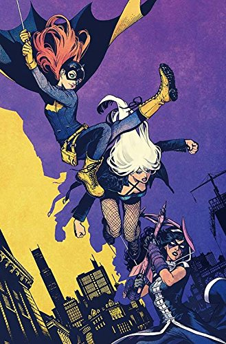 Batgirl and the Birds of Prey #1 Var Ed