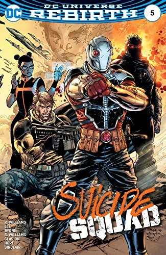 SUICIDE SQUAD #5 (Regular, Jim Lee Cover.)