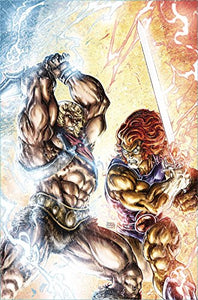 HE MAN THUNDERCATS #4 (OF 6)