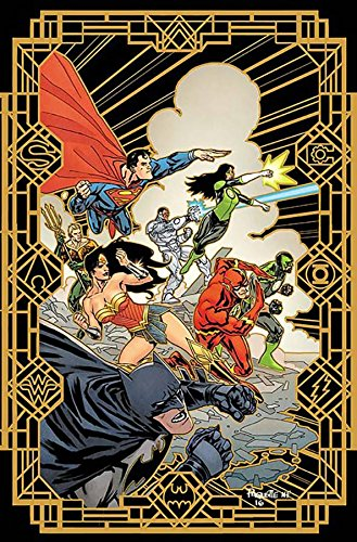 JUSTICE LEAGUE #12 VOL 3 VAR ED