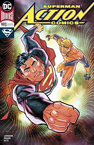 Action Comics #993 Variant DC