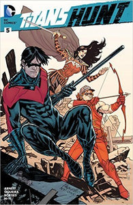 Titans Hunt #5 (of 12) Comic Book