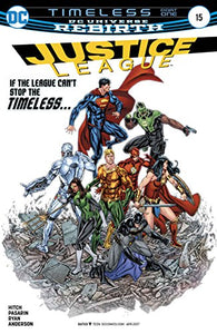 DC Universe Rebirth Justice League #15 (2016-) 1st Printing