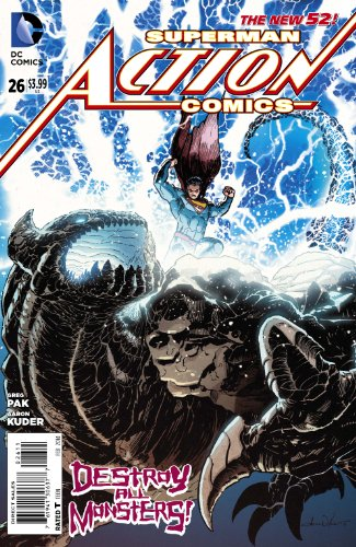 Action Comics #26 DC Comics