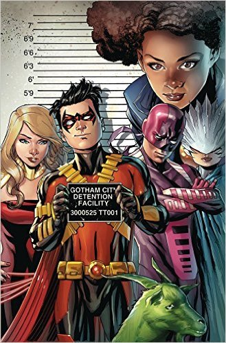 Teen Titans #22 Comic Book