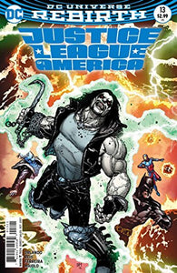 Justice League of America (Issue #13 -Variant Cover by Doug Mahnke)