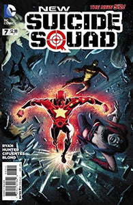 New Suicide Squad #7 Comic Book