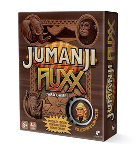 Looney Labs Jumanji Fluxx Specialty Edition Card Game, None