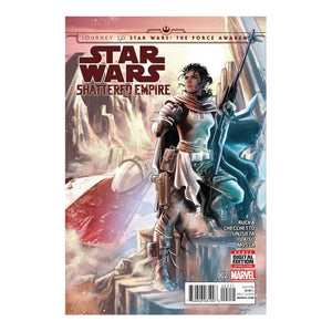 Journey To Star Wars Force Awakens Shattered Empire #2