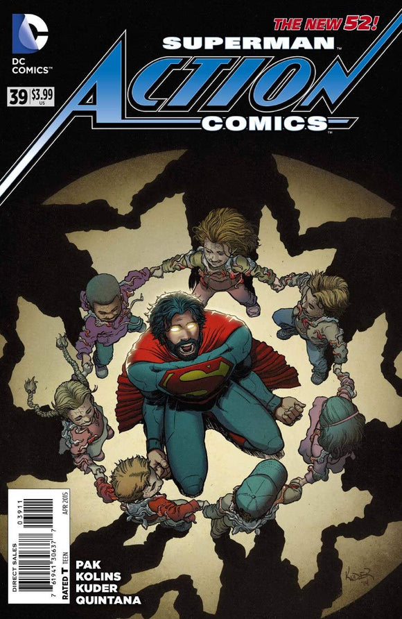 Action Comics Superman #39 DC New 52