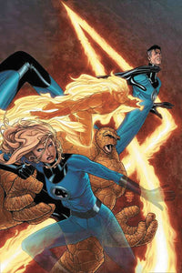 Marvel Knights Fantastic Four, Vol. 2: The Stuff of Nightmares